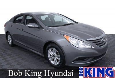2014 Hyundai Sonata GLS (Harbor Gray Metallic)
