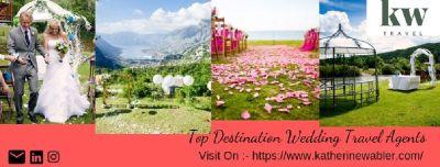 Top Destination Wedding Travel Agents