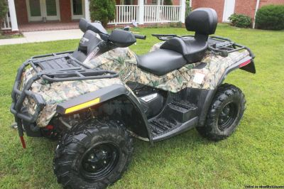 2008 CAN AM BOMBARDIER OUTLANDER