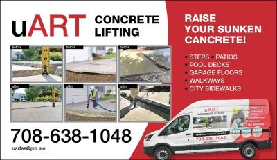 Concrete lifting