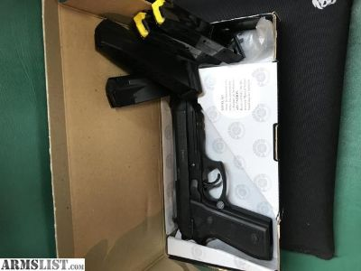 For Sale: PT92 with box and FOUR mags!