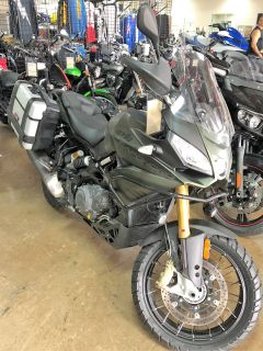 2016 Aprilia Caponord 1200 ABS Rally Dual Purpose Motorcycles Hayward, CA