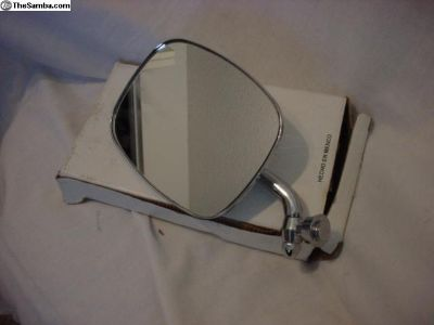 VW Type 2 Bay Camper Van Bus Westfalia Door Mirror