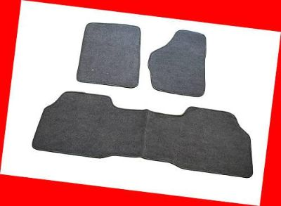 Buy Ford F250 F350 Carpet Floor Mats Custom Fit 99-07 gray motorcycle in Dallas, Texas, US, for US $28.95