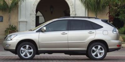 2005 Lexus RX 330 Base (Savannah Metallic)