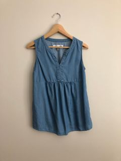 Old Navy Maternity Top size small