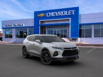 2019 Chevrolet Blazer RS (Silver Ice Metallic)