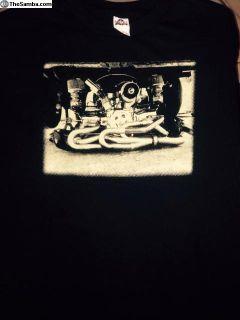 Vw motor shirt