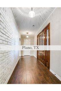 Wonderful opportunity in the heart of Plano. Washer/Dryer Hookups!