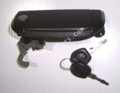 EuroVan Front Outer Door Lock & Keys