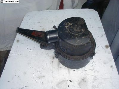 Bay Bus/Ghia Knecht Oil Bath Air Cleaner Used