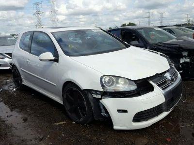 Part Out: 2008 VW R32 Candy White w/76k Miles- NC