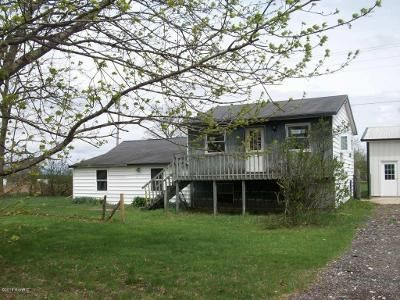 2 Bed 2 Bath Foreclosure Property in Union, MI 49130 - State Line Rd