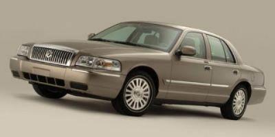 2006 Mercury Grand Marquis LS Premium (White)