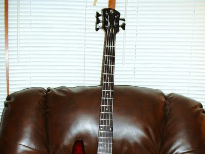 Spector Legend Classic 5 String Bass with case
