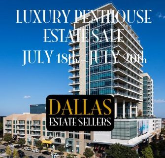 Luxury Penthouse Estate Sale