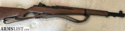 For Sale/Trade: M1 Garand