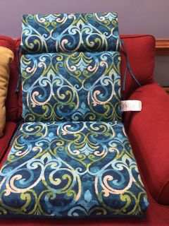 2 brand new patio cushions, never used