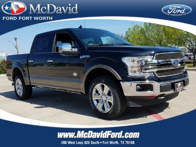2018 Ford F-150 KING RANCH 4WD SUPERCREW 6.5' (BLACK)