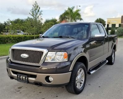 2006 Ford F-150 XL (Brown)