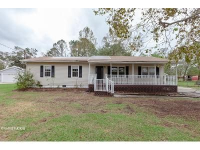 3 Bed 2 Bath Foreclosure Property in Jacksonville, NC 28546 - Maiden Ln