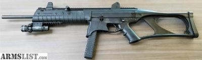 """For Sale: TAURUS CT9 G2 (9MM), 16.5"""" BBL W/ 4 MAGS IN HARD BLACK CASE INV #: G-115714-6"""