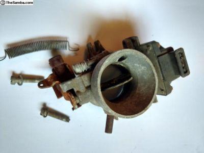 Throttle body / throttle position sensor D-jet