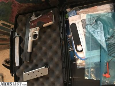 For Sale: Kimber crimson carry 2
