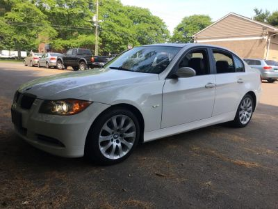 2008 BMW 3-Series 328xi (Alpine White)