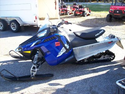 2017 Polaris 600 INDY ES Trail Sport Snowmobiles Wisconsin Rapids, WI
