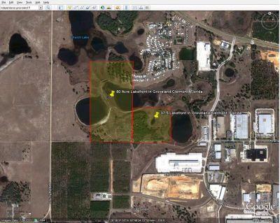 Land for Development in Groveland, Florida, Ref# 3011419