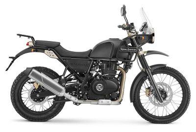 2018 Royal Enfield Himalayan 411 EFI Dual Purpose Motorcycles Depew, NY
