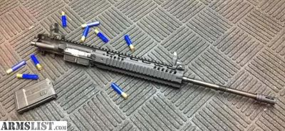 """For Sale: Factory new IFC UPPER RECEIVER .410 18.5"""" 9RD FLIP-UP SIGHTS/RAIL"""