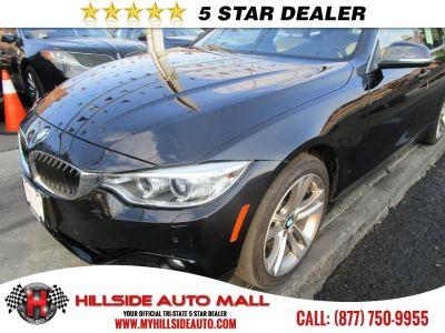 2016 BMW 4 Series 4dr Sdn 428i xDrive AWD Gran C (Black Sapphire Metallic)