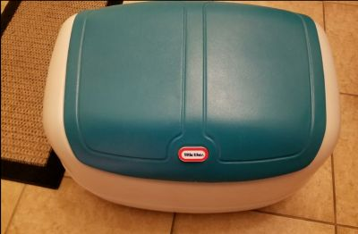 Little Tikes Small Toy Box