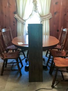 Maple Dining Room Table for sale