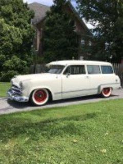 1953 dodge meadowbrook 2 door wagon