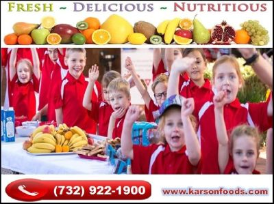 Healthy School Breakfast Programs provider in New Jersey, 07712
