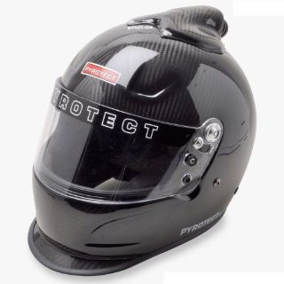 Find SA2015 Pyrotect Carbon Fiber Duckbill PRO AIRFLOW TOP FORCED AIR Helmet motorcycle in Redmond, Oregon, United States, for US $879.00