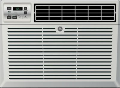Window Air Conditioner GE 14,000 BTU 11.8 EER 115V Electronic Room
