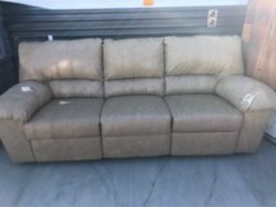 free leather recliner sofa