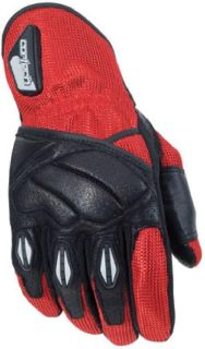 Buy Cortech Red GX Air 2 Motorcycle Riding Glove S Small motorcycle in Ashton, Illinois, US, for US $26.99