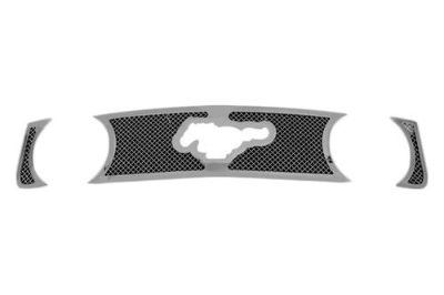 Buy Paramount 43-0157 - Ford Mustang Restyling Perimeter Wire Mesh Grille 3 Pcs motorcycle in Ontario, California, US, for US $108.00