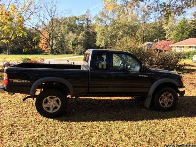 toyota tacoma 2003 4x4 good condition runs great