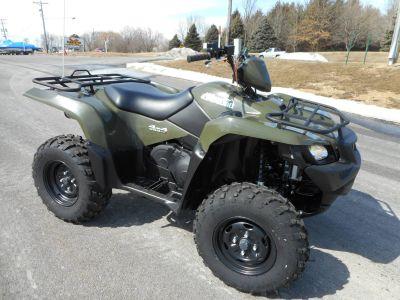 2018 Suzuki KingQuad 500AXi Power Steering ATV Utility Belvidere, IL