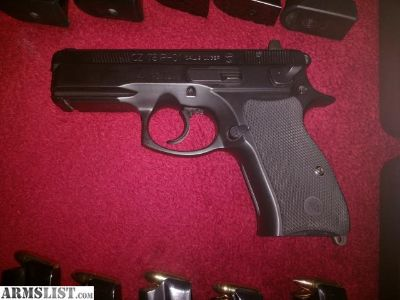For Sale/Trade: CZ P01 with Night Sights and 10 Magazines