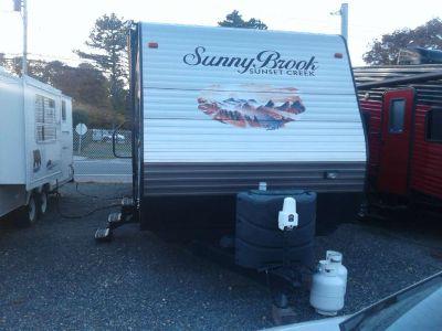 2014 Sunnybrook Sunsetcreek 298BHS