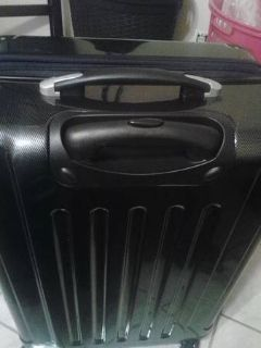 never used luggage