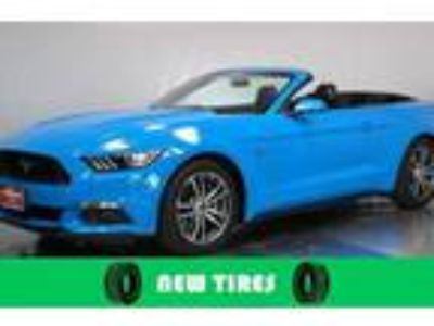 Certified 2017 Ford Mustang GT Premium