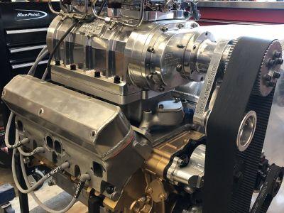 340/383ci stroker blower engine